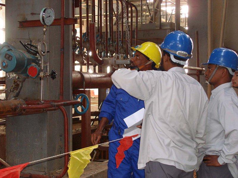 蘇丹吉利2008年5月5日#1爐水壓試驗一次成功!.jpg