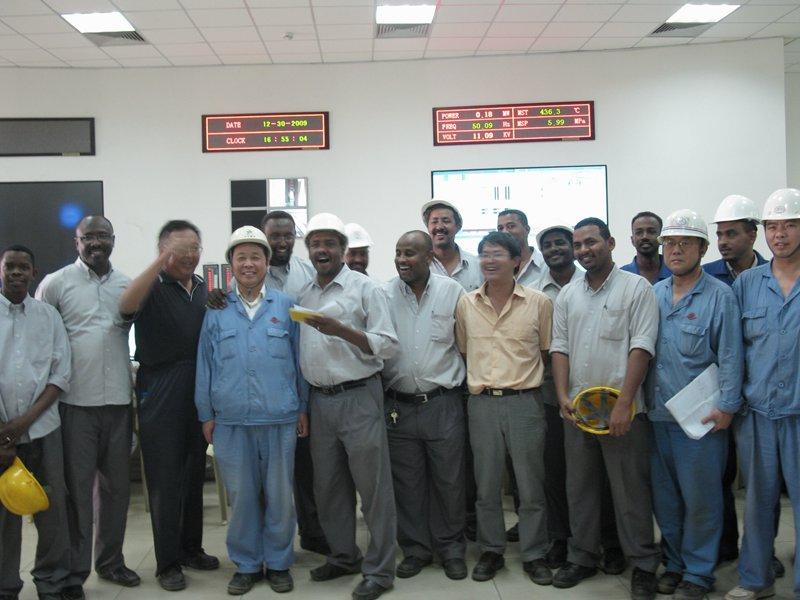 蘇丹吉利四期電站#2機組2009年12月30日成功并網發電!.jpg