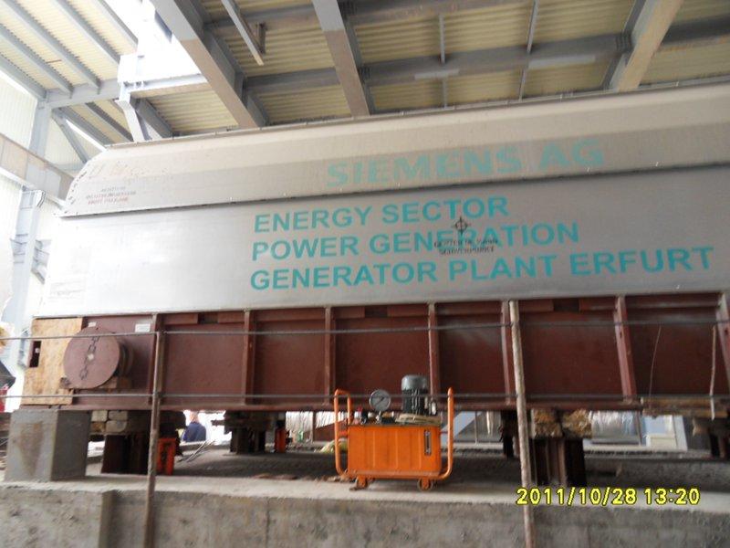 孟加拉國希拉甘杰發電機就位.JPG
